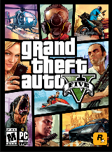 Grand Theft Auto 5 (GTA V) [Steam Gift] [Worldwide]
