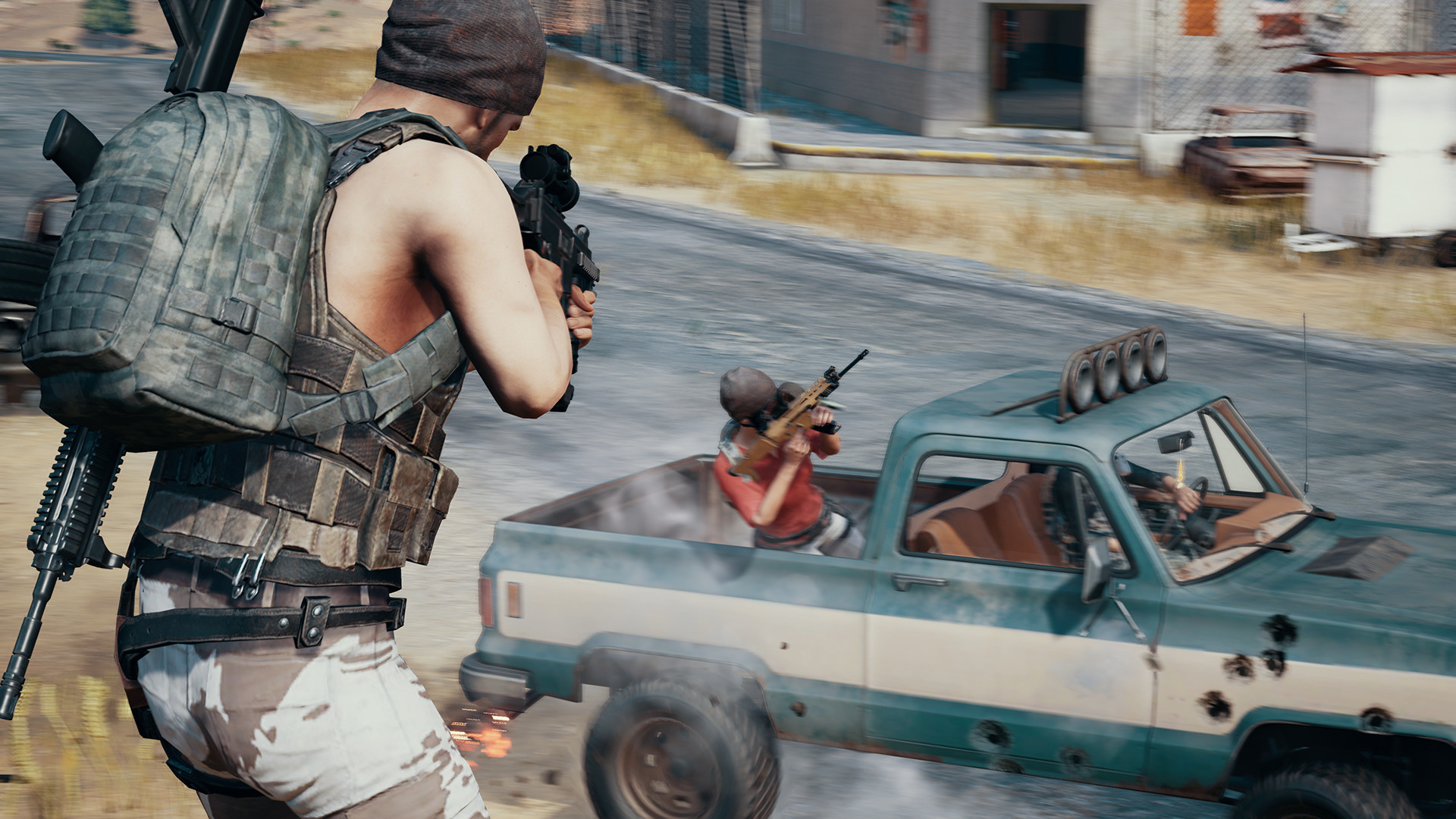 PLAYERUNKNOWNS BATTLEGROUNDS (Region Free) PUBG account