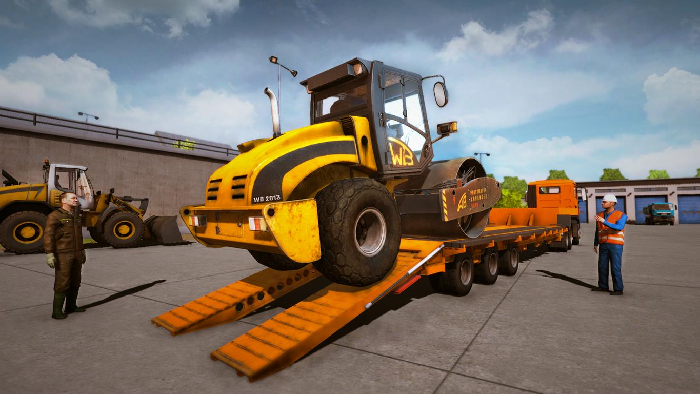 Construction Simulator 2015 (Steam Gift RU + CIS)