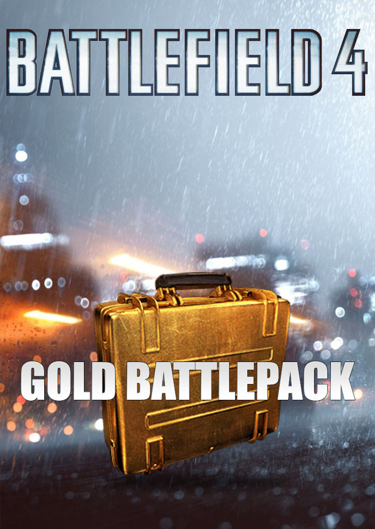 Battlefield 4 Gold Battlepack [Origin][CD Key]