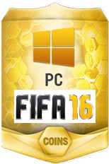 COINS FIFA 16 UT on the PC +5% a low rate