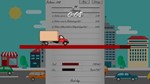 Delivery man simulator (Steam key)