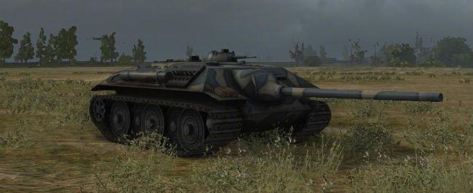 Купить Бонус-код - танк E-25 + слот | (Е-25) World of Tanks