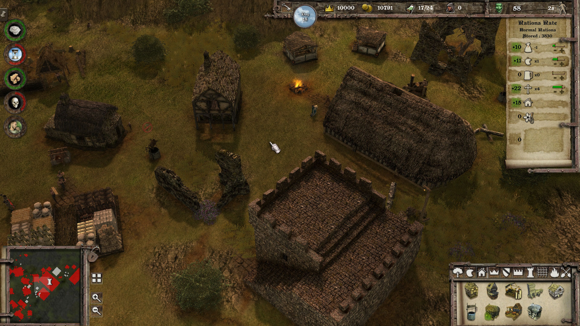 Stronghold 3 Gold (Steam Gift)