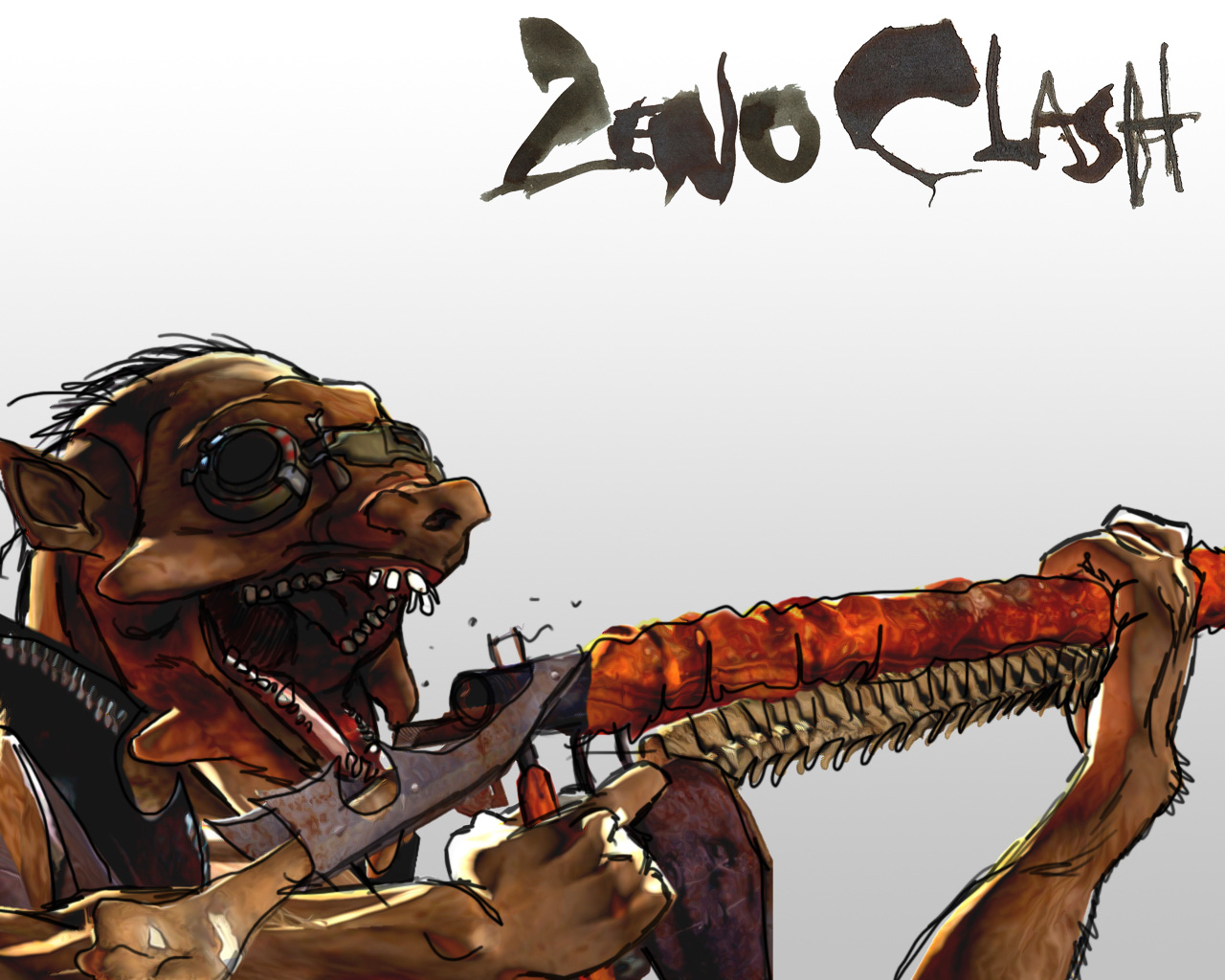 Zeno Clash (Steam / Region Free)