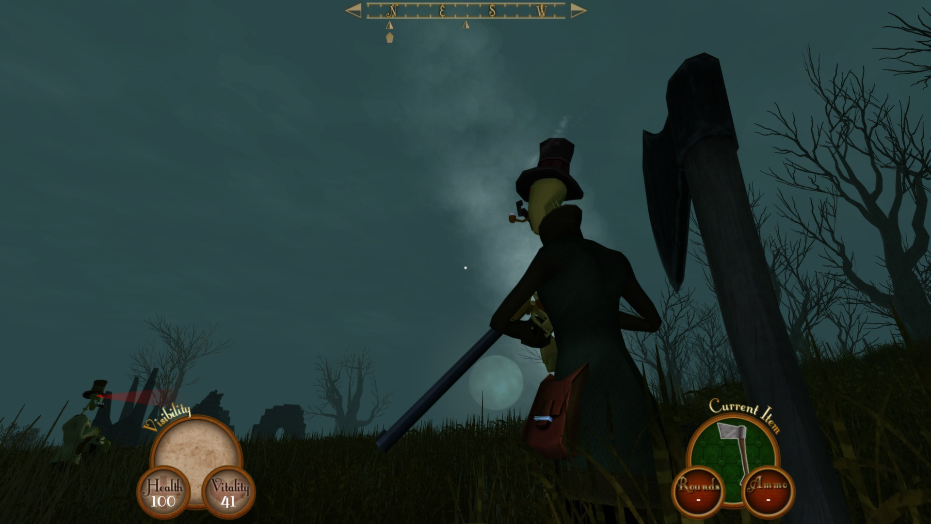Sir, You Are Being Hunted (Steam Key / Region Free)