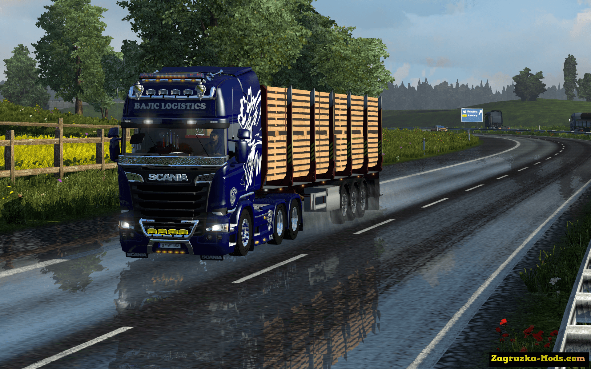 buy euro truck simulator 2 steam gift ru cis and. Black Bedroom Furniture Sets. Home Design Ideas