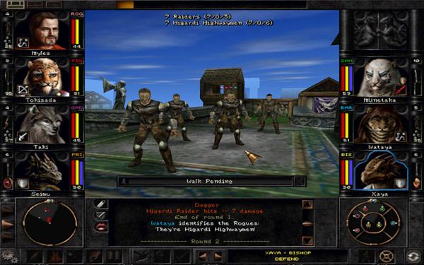 Wizardry 8 Similar Games