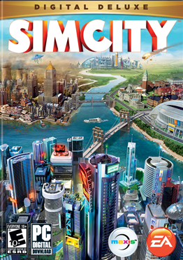 Simcity 5 Deluxe Edition [Полный доступ]