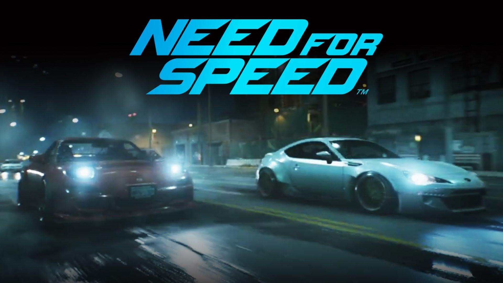 Купить Need for Speed [2016]