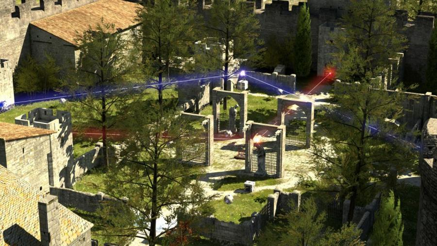The Talos Principle RU CIS (Steam)