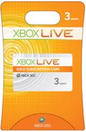Купить xBox Live! - Gold (все регионы) - 3 месяца