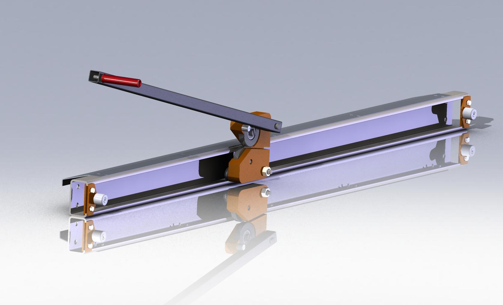 Как сделать нож для резки листового металла