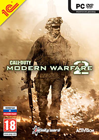 CALL OF DUTY: Modern Warfare 2 для Steam от 1С (СКАН)