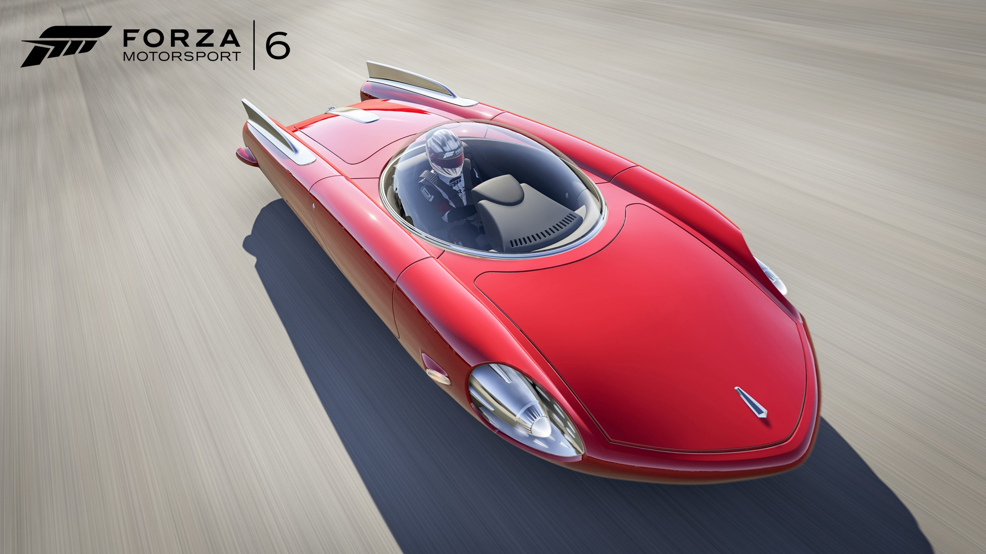 Forza Motorsport 6 2069 Chryslus Rocket 69 (Xbox One)