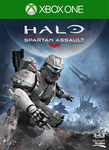 Halo: Spartan Assault (Xbox One)