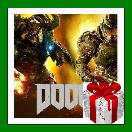 DOOM 2016 - Steam RU-CIS-UA + ПОДАРОК