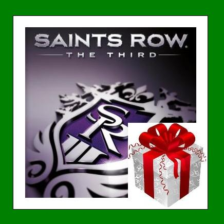 Saints Row The Third - Steam Region Free* + ПОДАРОК