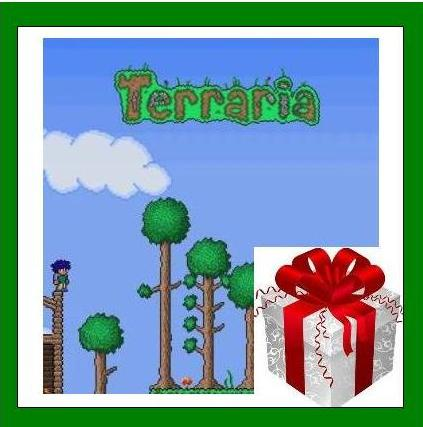 Terraria - Steam Gift Region Free