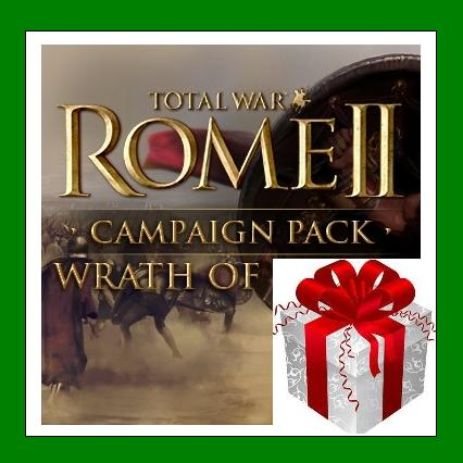 Total War Rome II 2  - Wrath of Sparta DLC - RU-CIS-UA