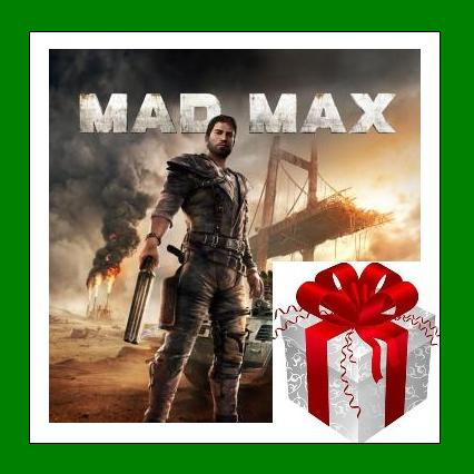Mad Max - Steam Gift RU-CIS-UA + ПОДАРОК