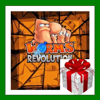 Worms Revolution - Steam Gift RU-CIS-UA + ПОДАРОК