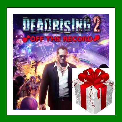 Dead Rising 2 Off the Record - Steam RU-CIS-UA +ПОДАРОК