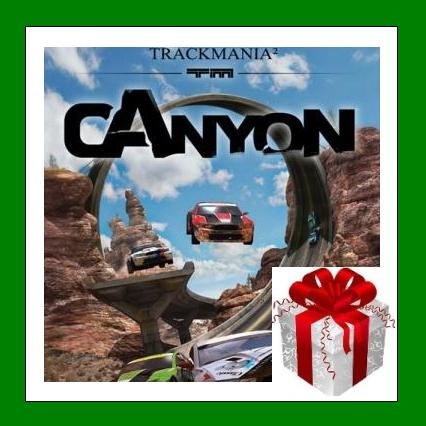 TrackMania 2 Canyon - Steam RU-CIS-UA + ПОДАРОК