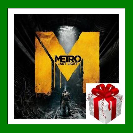 Metro Last Light - CD-KEY - Steam RU-CIS-UA + ПОДАРОК