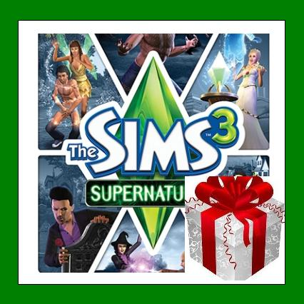 The Sims 3 Supernatural DLC - Origin Region Free