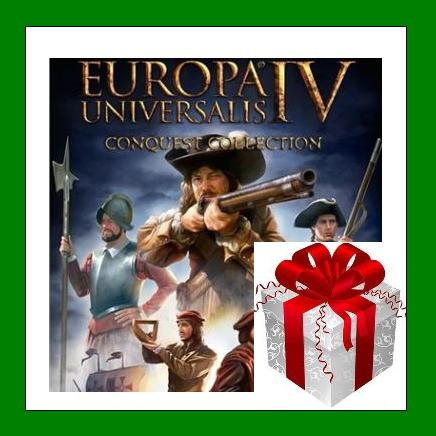 Europa Universalis 4 Concquest Collection Region Free