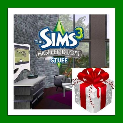 The Sims 3 High End Loft Stuff DLC - Origin Region Free
