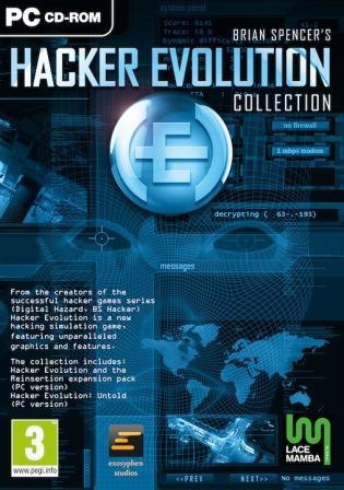Hacker Evolution Сollection - Steam Worldwide + АКЦИЯ