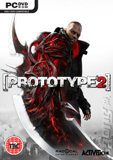 Prototype 2 RADNET Edition - CD-KEY - Steam + ПОДАРОК