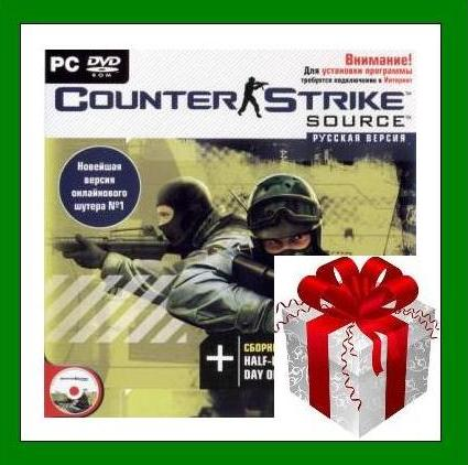 Counter Strike Source - Steam RU-CIS*-UA + ПОДАРОК
