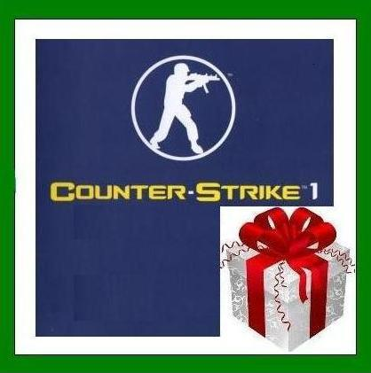 Counter-Strike 1.6 - Steam Gift RU-CIS-UA + ПОДАРОК