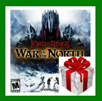 Lord of the Rings War in the North - Steam Region Free