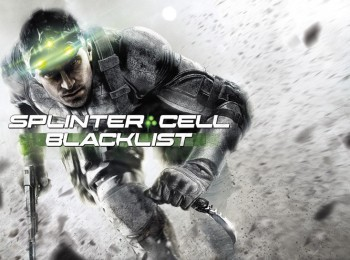 Tom Clancys Splinter Cell Blacklist Echelon Edition R/F