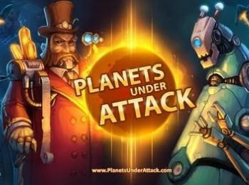 Planets Under Attack - Steam Worldwide + АКЦИЯ