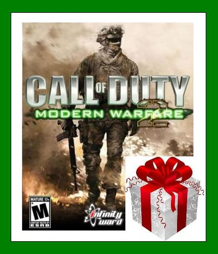 CALL OF DUTY Modern Warfare 2 - Steam Key - RU-CIS-UA