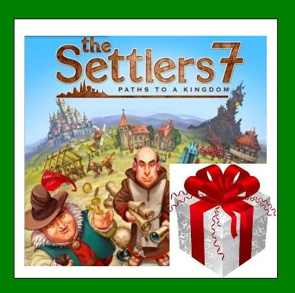 Settlers 7 Deluxe Gold Edition - UPlay Region Free