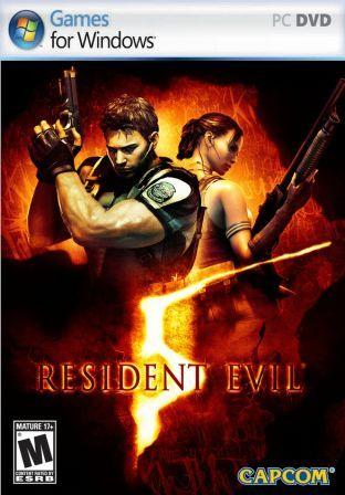 Resident Evil 5 - Steam RU-CIS-UA + ПОДАРОК