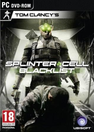 Splinter Cell Blacklist Echelon Edition UPlay Reg Free