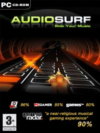 Audiosurf - CD-KEY - Steam RU-CIS-UA + ПОДАРОК
