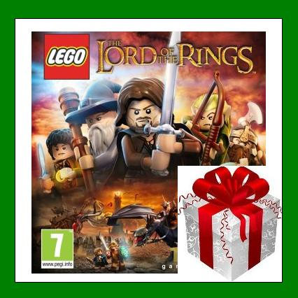 LEGO The Lord of the Rings - Steam Region Free