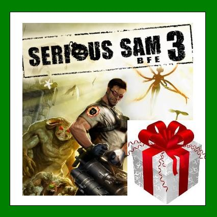 Serious Sam 3: BFE - Steam Gift RU-CIS-UA