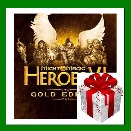 Might and Magic Heroes VI Gold - Steam Gift RU-CIS-UA