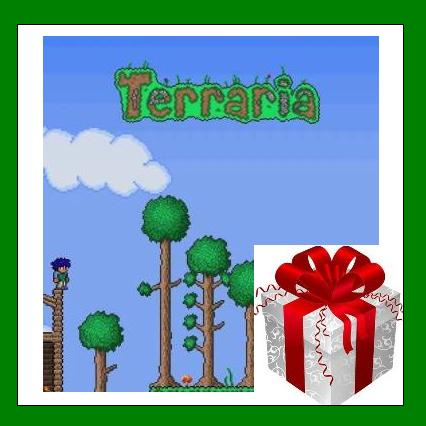 Terraria - Steam Gift RU-CIS-UA + ПОДАРОК