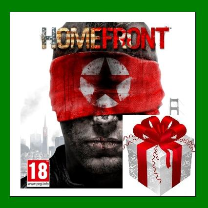 Homefront Collection - Steam Gift RU-CIS-UA + ПОДАРОК
