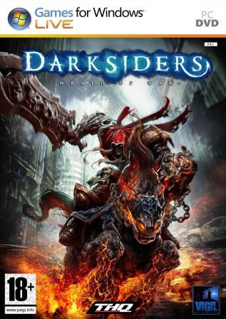 Darksiders Warmastered - Steam RU-CIS-UA + ПОДАРОК
